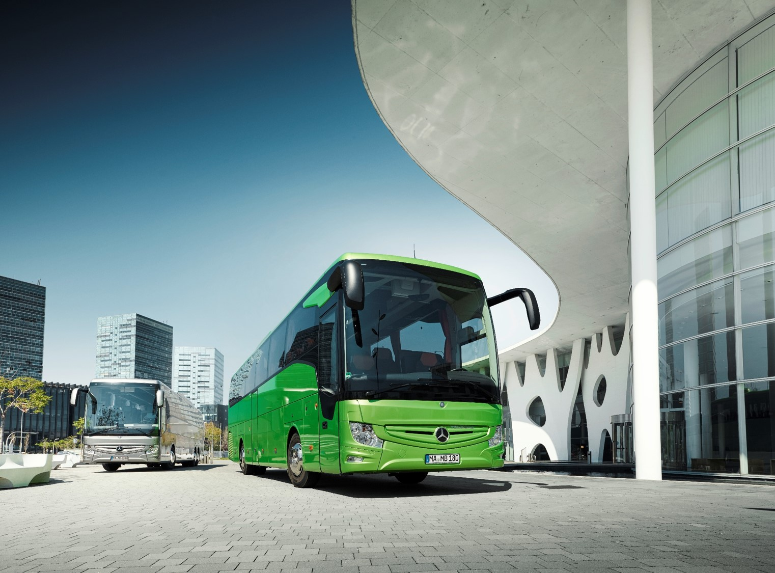 Buses Mercedes-Benz